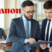 Canon Revised Results Forecast