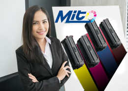 Mito Releases New Color Toner Cartridge for HP Series