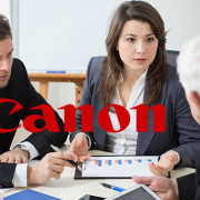 Print-Klex Settles with Canon