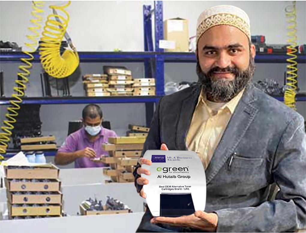 Remanufacturer Wins Best OEM Alternative Cartridge Award