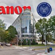 Canon Files Patent Cases Against 26 Defendants