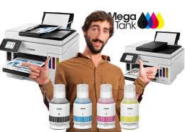 Canon Targets SOHO with 16K Page MegaTank Printers