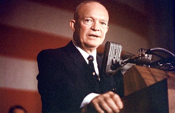 President Dwight Eisenhower's Consumer Society