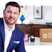 TV Celebrity Chef Launches HP Ink Subscription Service