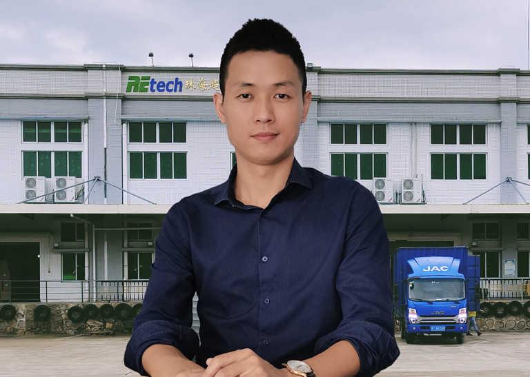 Steven Wang REtech rtmworld