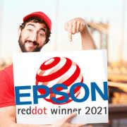 Epson Bags Nine Red Dot Awards