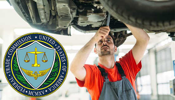 FTC to Champion Consumers' Repair Right