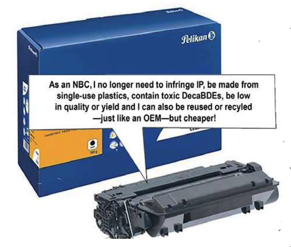 Making NBCs Remanufacturable