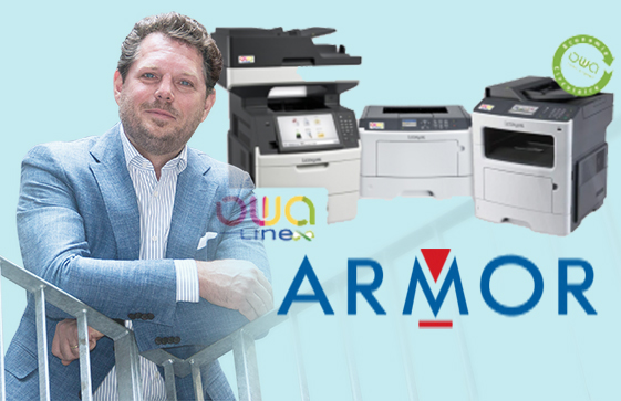 """Armor Releases """"OWA Line"""" for Refurbished Printers"""