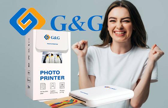 G&G Releases Cartridge-free Photo Printer