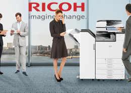 Ricoh Accelerates Digital Services Transformation