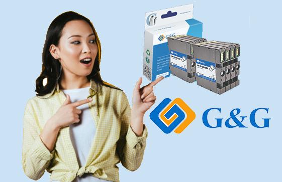 G&G Offers Business Inkjet Alternatives for Ricoh Printers