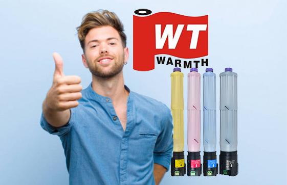 Warmth Patented Toner Cartridges Achieved New Development