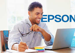 Epson Rebounds Strongly in Q1