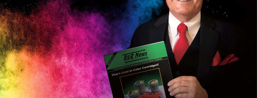 Manufacturing Color Toner - Who How and Where
