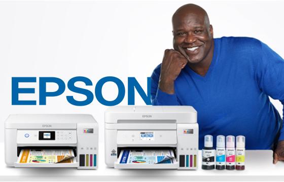 Epson Released New EcoTank Printers
