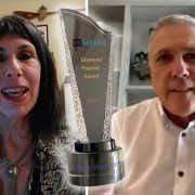 Steve Weedon Honoured with Prestigious Industry Award